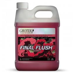 Final flush - Strawberry