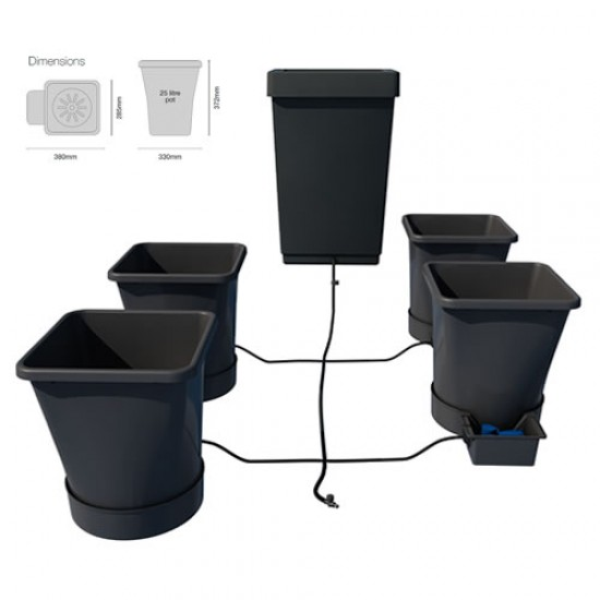 4Pot XL - Autopot System