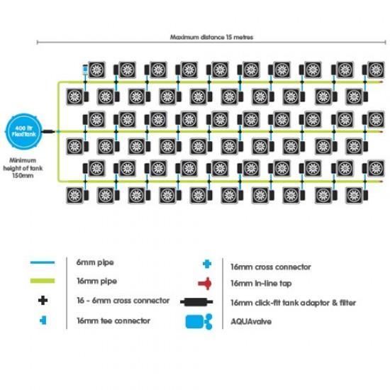 60Pot XL - Autopòt System