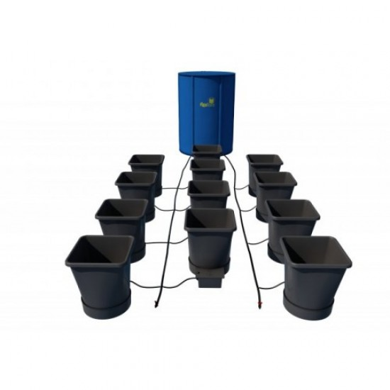 12Pot XL - Autopot System