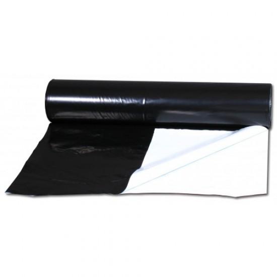 Reflectante Blanco y Negro 2X10m