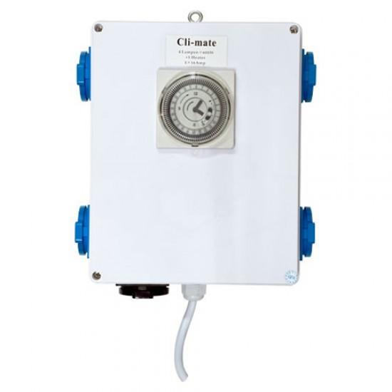 Temporizador 4x600 + Calor