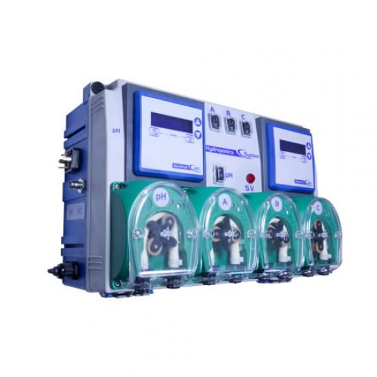 Maquina de Nutrientes A + B +C + pH Prosystem Agua